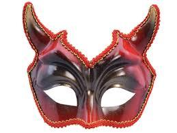 devil masks partynutters uk