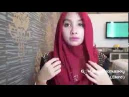 tutorial hijab segitiga paris simple tutorial jilbab paris segitiga simple 3 styles muslimah youtube