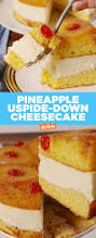 baking pineapple upside down cheesecake video u2014 pineapple upside