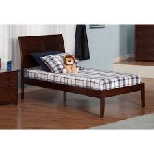 bedroom atlantic furniture portland extra long twin sleigh
