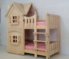 Doll House Bunk Bed Our Dollhouse Bunk Bed Is The Most Functional Bunk Bed On The