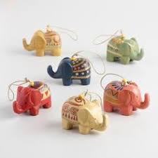 felt elephant ornament kirkland s favorites