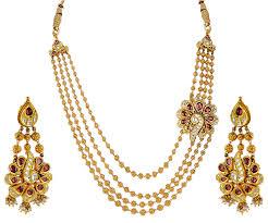 gold set buy orra gold set necklace for women online best bridal sets