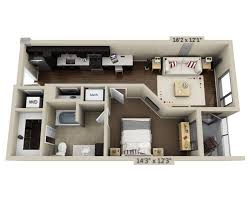 floor plans and pricing for channel mission bay apartments san one bedroom a1a