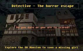 horror apk detective horror escape apk android apk v1 8 free