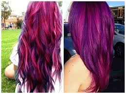 hair color for dark hair to light purple hair colors that actually look good hair world magazine
