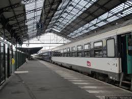 Intercit De Nuit Siege Inclinable Trains De Nuit Hendaye Icn 4052 54 Railcc