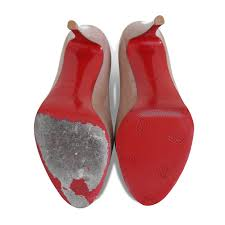 christian louboutin shoe repair total repair service red soles