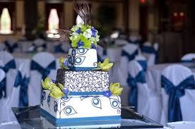 Peacock Themed Wedding A Peacock Themed Wedding Dominion House Weblog