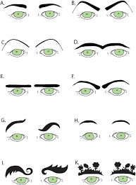 post 2 how to shape and draw a natural looking eyebrow and