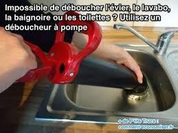 comment d饕oucher une canalisation de cuisine l astuce imparable pour déboucher une canalisation le déboucheur