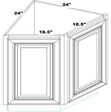 Kitchen Base Cabinet Dimensions Typical Kitchen Cabinet Specifications