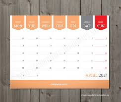 desk pad calendar 2018 monthly calendar 2018 planner wall or table pad planner template