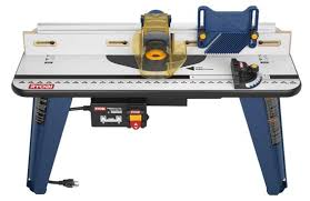 Cheap Table Saws Easy Fix For The Ryobi Intermediate Router Table Factory Flaws
