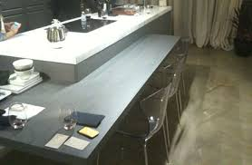 kitchen island with attached table storage ideas for modern kitchens kitchenology kitchens