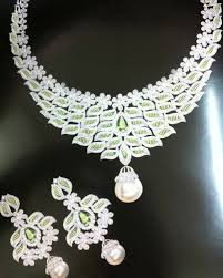 diamond sets images diamond necklace set awesome sparklers exporter in classic