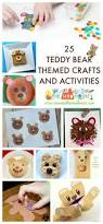 25 teddy bear themed crafts and activities u2013 celebrate national