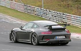 porsche gt3 gray porsche 911 gt3 will get its manual transmission back autoguide