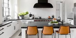 white kitchen cabinets with gold countertops 26 gorgeous black white kitchens ideas for black white