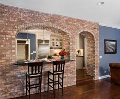 kitchens with brick walls get the look 10 modern industrial kitchens featuring brick to