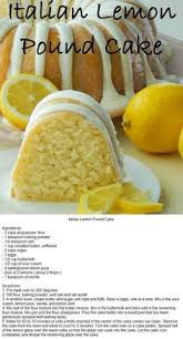 lemon sour cream pound cake the most amazing pound cake ever