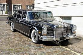mercedes 600 swb for sale 1972 on car and uk c306955