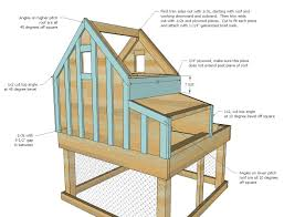 How To Build A Small Shed Step By Step by Ana White Small Chicken Coop With Planter Clean Out Tray And