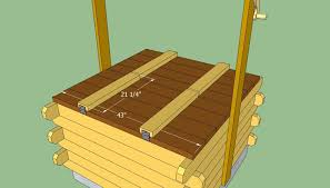 Wooden Planter Plans Howtospecialist How by Free Wishing Well Plans Howtospecialist How To Build Step By