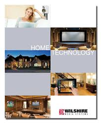 home technology guide wilshire home entertainment
