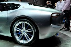 maserati alfieri interior maserati alfieri coupe concept hints at stylish future for