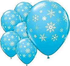 snowflake balloons frozen balloons frozen party supplies disney s frozen gifts