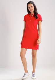 gant leather holdall gant the original summer dress bright red