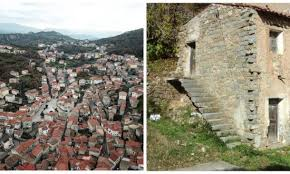 italian architecture homes this beautiful italian village is selling homes for 1 it s a plan