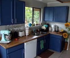 Cobalt Blue Kitchen Cabinets Graceful Subway Tile Open Shelving Caign Pulls Kitchen