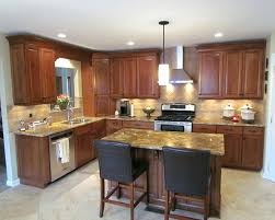 How To Design A Kitchen Island Layout L Shaped Kitchen Island Layout Elabrazo Info