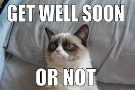 Meme Get Well Soon - get well soon quickmeme
