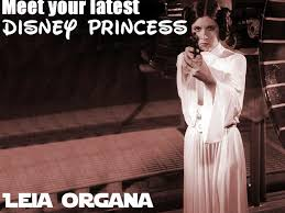 Disney Star Wars Meme - princess leia disney s newest princess from that s so vader top