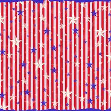 free digital scrapbook paper patriotic red white and blue