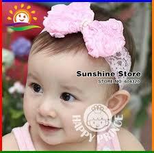 newborn headbands aliexpress buy infant baby newborn headbands flower elastic