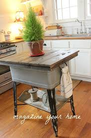 Kitchen Islands For Small Spaces Best 25 Kitchen Island Diy Rustic Ideas On Pinterest Kitchen