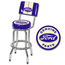 dining room best types of appealing shop stool with backrest fantastic new snap on tools ford printing decor of deluxe swivel official licensed bar shop stool