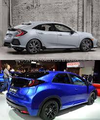 old honda accord 2017 honda civic hatchback vs older model old vs new