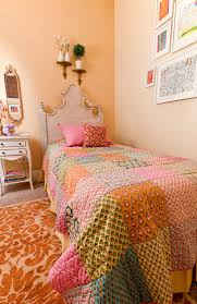 Shabby Chic Furniture Chicago by Patchwork Quilt With Pink Bedding Kids Shabby Chic Style And