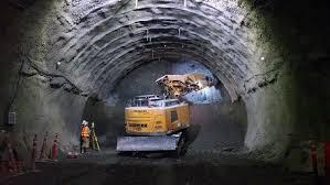 tunnel bellevue light rail tunnel progress update sound transit