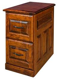 Office Filing Cabinets Amish Handcrafted And Custom Office File Cabinets