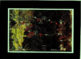 Bigfoot Sightings Map The Big Study Ha A A Ho O Ho O Sasquatch For You U0027ll