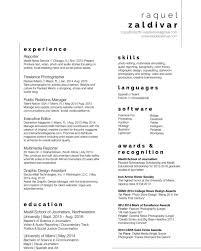 curriculum vitae layout 2013 nba resume journalisme broadcast best template graduate cv exle