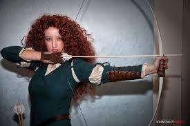 merida brave cosplay arisia 2013