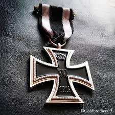 iron cross ww1 german medal 2nd class 1914 1918 medal