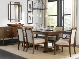 suede dining room chairs broyhill suede dining table 8051 531 8051 551